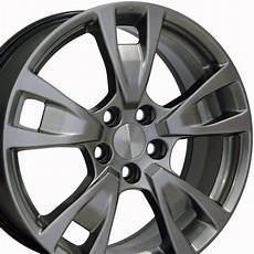 wheels for acura 19 quot fits acura tl wheel silver 19x8