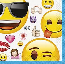 emoji knabber esspapier 10er obirah