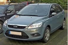 Ford Focus 2 - file ford focus ii modellpflege seit 2008 front mj jpg