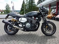 Umgebautes Motorrad Yamaha Xjr 1300 Racer Zweirad