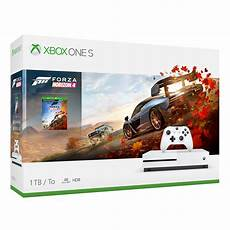 Microsoft Xbox One S 1tb Forza Horizon 4 Bundle No Tax