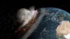 die gärten des mondes astronomie crash schlug mond aus erde heraus
