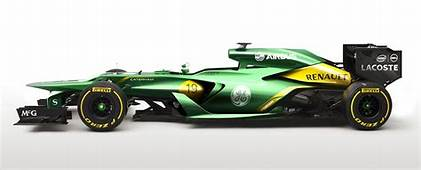 These Concept F1 Cars Will Make You Wish 2014 Looked