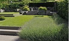 Unterschiedliche Ebenen Im Kleinen Garten Garten