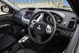 Mitsubishi Triton GLX R Warrior Headlines MY15 Ute Update