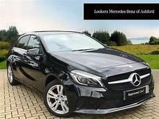 mercedes a class a 180 d sport premium black 2017