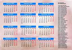calendar with holidays 2015 pictures images