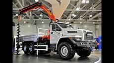 New Russian Truck Ural 2016 6x6