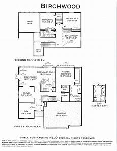 birchwood house plan g sell contracting custom residential homes birchwood