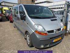 Renault Trafic Gebraucht - renault trafic 2 5 dci 64865 used available from stock