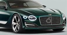 bentley unveils sports car concept