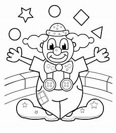 scary clown coloring pages at getcolorings free