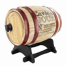Tonneau En Bois Pour La Distribution De Vin En Bois 3