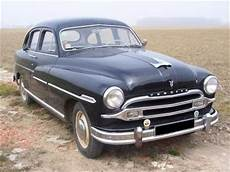 ford vedette 1950 voitures americaines