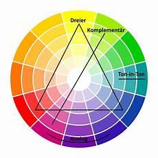 Farben Harmonisch Miteinander Zu Kombinieren Ist Einfacher