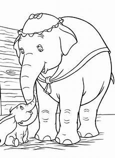 Gratis Malvorlagen Dumbo Dumbo Free Printable Coloring Pages