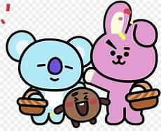 Bts Animasi Gif Kpop Gambar Png