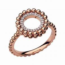 effervescence 18kt rose gold diamond ring in 2019 rose