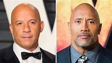 Dwayne Johnson On Vin Diesel Feud And Fast And Furious