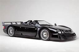 Mercedes Benz CLK GTR AMG Roadster 1998–99