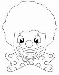 malvorlagen clown