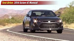 Test Driven 2014 Scion TC Manual  TestDrivenTV