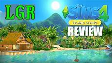 Lgr The Sims 4 Island Living Review