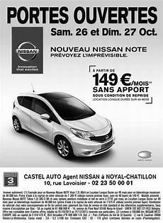 Portes Ouvertes Ce Week End Chez Castel Auto Nissan Espace 3