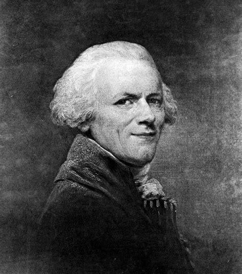 Maximilien Robespierre Death Mask