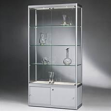 glas vitrine glasvitrine versus mit unterschrank im shop st vitrinen