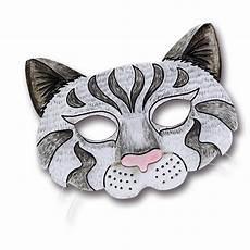 Kindermasken Katze 6er Pack Katzen Maske Masken Und