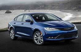 2019 Chrysler 200 Review Price Specs Release Date
