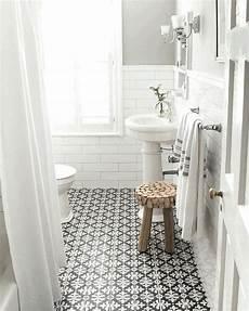 salle de bain avec carreaux de ciment des carreaux de ciment dans la d 233 co de la salle de bain