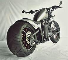 Kaisar Ruby Modif by Studio Motor Custom Bike Inspirasi 300 Bad Land Kaisar