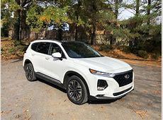 Car Review: 2019 Hyundai Santa Fe Ultimate values luxury