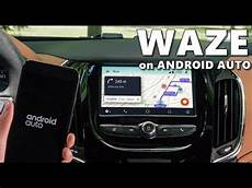 Waze Android Auto - waze for android auto overview