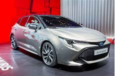 2018 Toyota Auris Makes World Debut At The 2018 Geneva