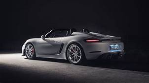 New Porsche 718 Spyder Now A GT4 Without The Roof  CAR