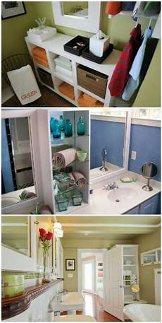 Small Bathroom Solutions Storage