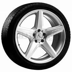 amg 18 inch alloy wheels complete wheel e class w211