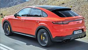 2020 Porsche Cayenne Coupe  Luxury Performance SUV YouTube