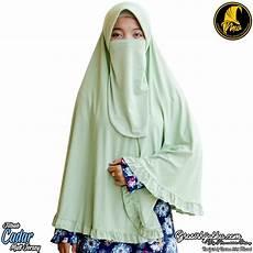 40 Jilbab Syar I Dan Cadar Baru