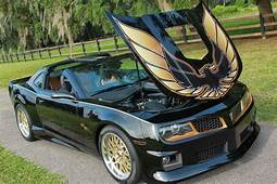 2017 PontiacTrans Am Concept Rumors And Photos  2019