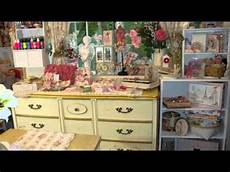 my update shabby chic craft studio youtube