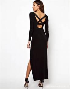 river island czarna maxi sukienka gołe plecy 34 xs w suknie i sukienki szafa pl