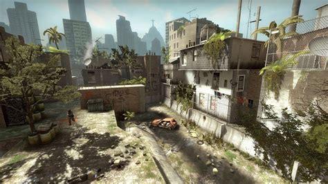 Favelas Game
