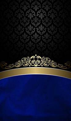 Home Screen Gold Wallpaper by Blue And Gold Wallpapers In 2019 Luxury Wallpaper