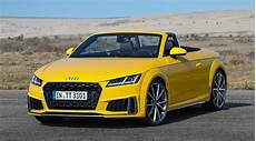 2019 audi tt unveiled with facelift