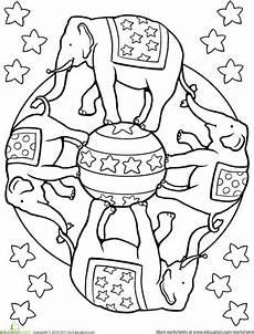 malvorlagen kinder zirkus x13 ein bild zeichnen