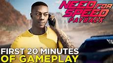 Need For Speed Payback 20 Minutes Of New Gameplay